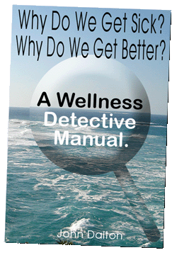 Why Do We Get Sick? Why Do We Get Better? - A Wellness Detective Manual by John Dalton